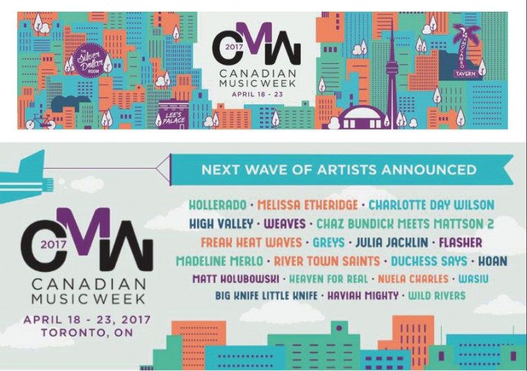 CMW 2nd wave of artists